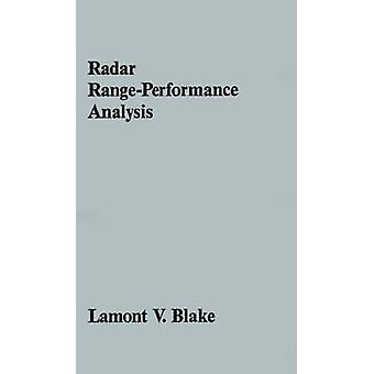 Radar RangePerformance Analysis by Blake & Lamont V.