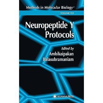 Neuropeptide y protocoles par Barret & Ambikaipakan