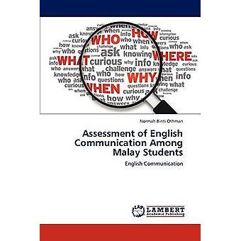 Bedömning av engelska kommunikation bland Malaysiska studenter av Binti Othman & Sunes