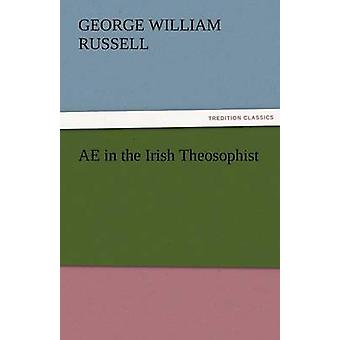 AE in der irischen Theosoph von Russell & George William