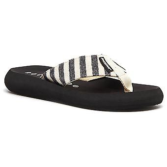 Womens Rocket Dog Spotlight Olympus Lightweight Cotton Toe Post Flip Flop