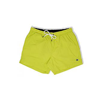 Champion Plain Beach Shorts (Yellow)