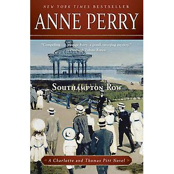 Southampton Row by Anne Perry - 9780345523686 Book