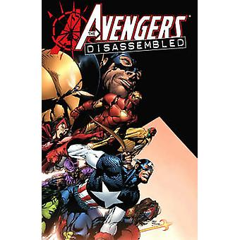 Avengers - Disassembled by Brian Michael Bendis - David Finch - 978078