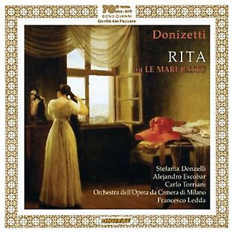 G. Donizetti - Donizetti: Rita, Ou Le Mari Battu [CD] USA import