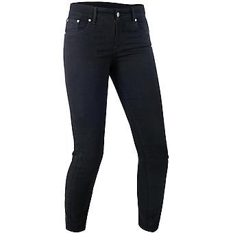 Oxford Black Hinksey - Short Womens Motorcycle Jeans