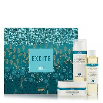 Excite Gift Set Luxurious Seaweed Box From Atlantic And Magn Sium