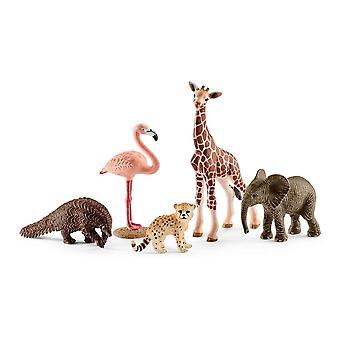 Schleich Wild Life Safari Assorted Set (42388)