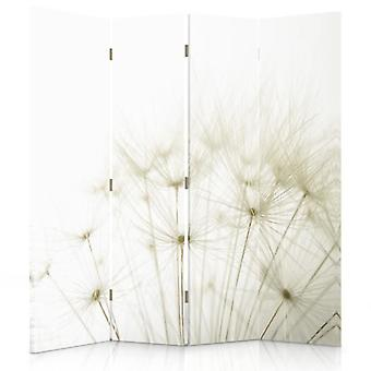 Room Divider, 4 Panels, Double-Sided, Rotatable 360 ??° Canvas, Dmuchawce 2