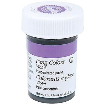 Icing Colors 1 Ounce Violet W610r 604