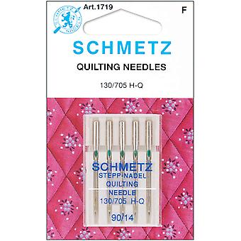 Quilt Machine Needles Size 14 90 5 Pkg 1719