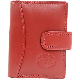 Ladies / Womens / Mens Soft Leather Credit Card / Travel Card / ID Card Holder