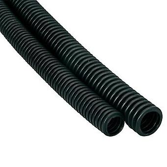 Flexible conduit EN20 25 m Heidemann 13467 Black 1 pc(s)