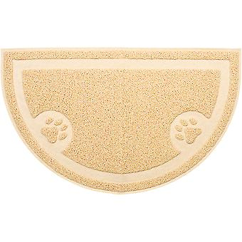 Nandog Cat Litter Mat Half Moon Shape 24
