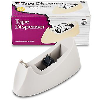 Desktop Tape Dispenser-Sand CL900-SD