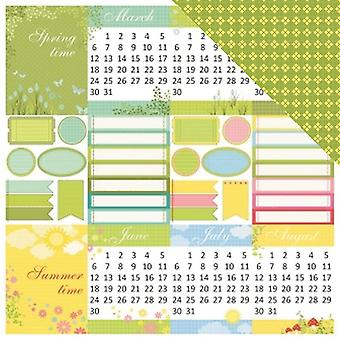 ScrapBerry's Everyday Double-Sided Paper 12