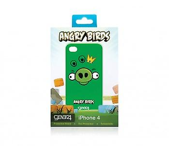 Gear 4 pig King cell phone protective case for iPhone 4 / 4 S Green