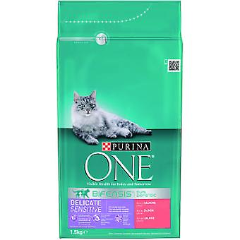 Purina One Sensitive Digestion (Cats , Cat Food , Dry Food)