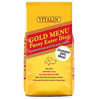 Vitalin guld Menu med 25% kød 15kg