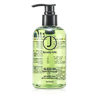 J Beverly Hills Glaze Me Light Styling Gel 237ml/8oz