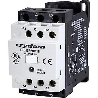 SSC 1 pc(s) DRH3P60A18R Crydom Current load: 18 A Switching voltage (max.): 600 Vac