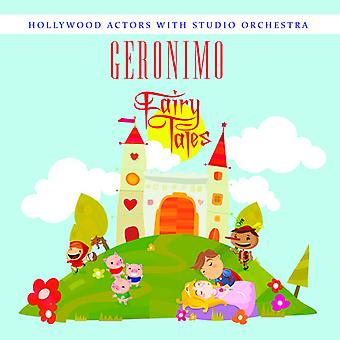 Hollywood-Schauspieler mit Studio Orchestra - Geronimo USA import