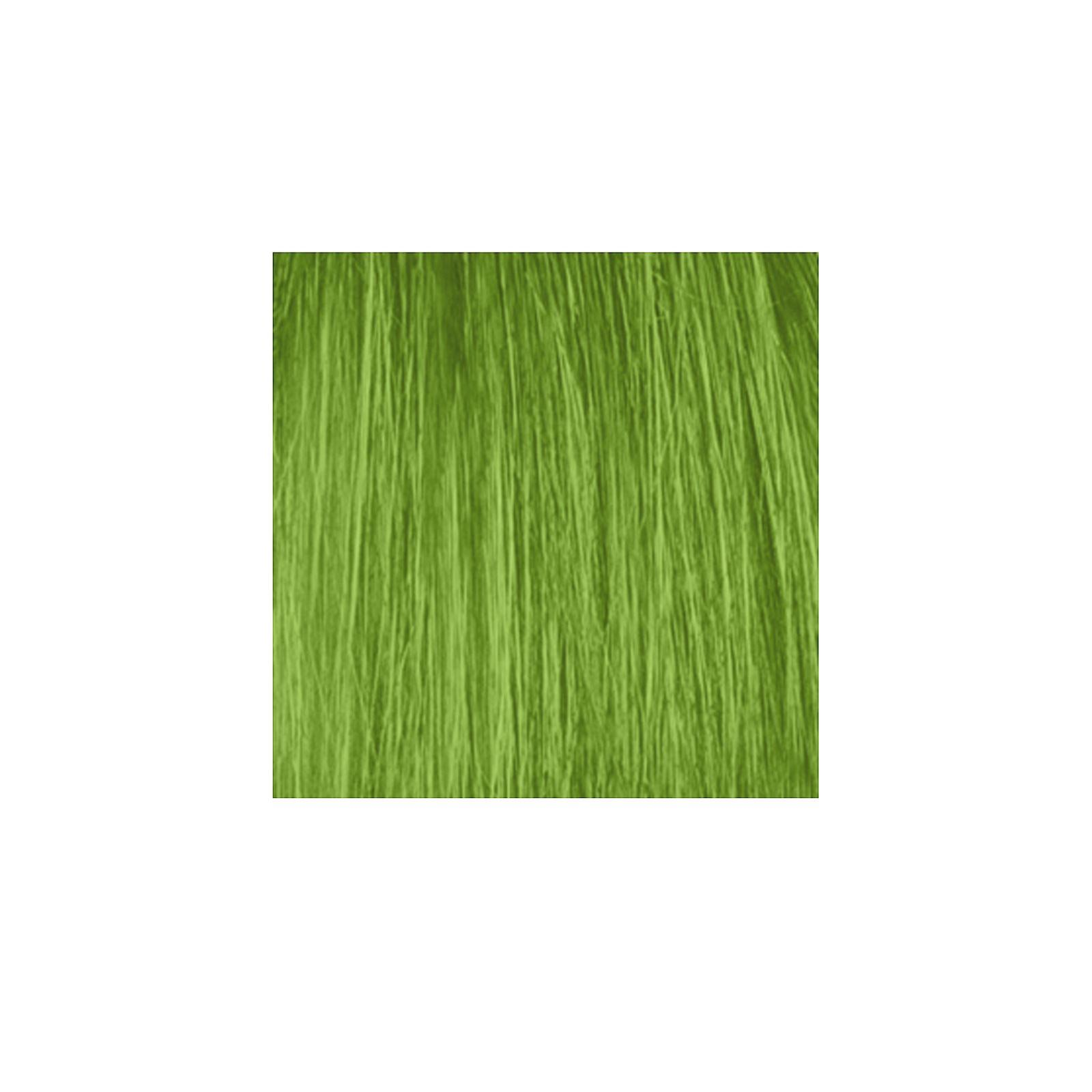 Hair Dye Semi Permanent by Stargazer - UV GREEN With Free Gloves