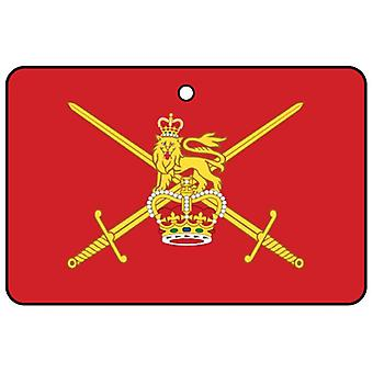 British Army Flag Car Air Freshener