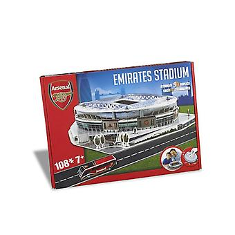 Puzzle 3D pianki Stadion Arsenalu Emirates