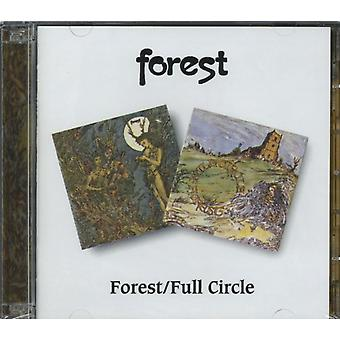 Full Circle by Forest