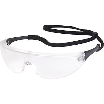 Honeywell Millennia Unisex Safety Glasses Warp Around Polycarbonate Clear Lens