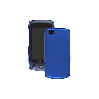 Wireless Solution Color Click Case for LG Sentio GS505, Blue