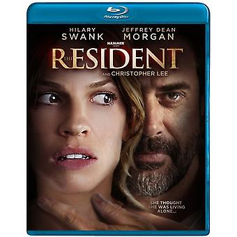 Resident [BLU-RAY] USA import