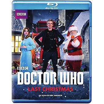Doctor Who: Last Christmas [BLU-RAY] USA import