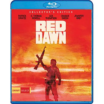 Red Dawn (Collector's Edition) [Blu-ray] USA import