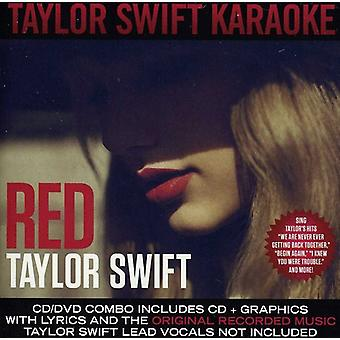Taylor Swift - Red Karaoke [CD] USA import