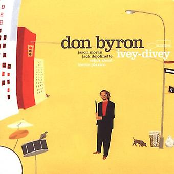 Don Byron - Ivey-Divey [CD] USA import
