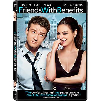 Friends with Benefits [DVD] USA import