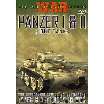 Panzer I y II-luz tanques [DVD] USA importar
