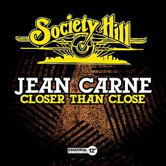 Jean Carne - Closer Than Close [CD] USA import