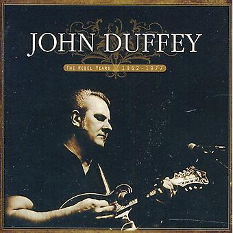 John Duffey - Rebel år: 1962-77 [CD] USA importerer