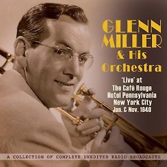 Glenn Miller - Glenn Miller y la importación de los E.e.u.u. [CD]