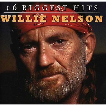 Willie Nelson - 16 grandes éxitos [CD] USA importar