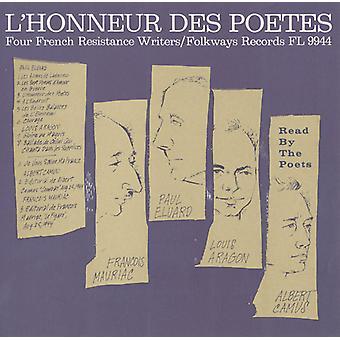 L'Honneur Des Pootes: Four French Resistance Write - L'Honneur Des Pootes: Four French Resistance Write [CD] USA import