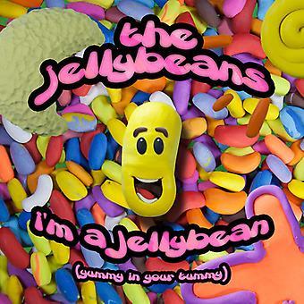 Jelly Beans - jeg er en Jelly Bean (Yummy i din mave) [CD] USA import