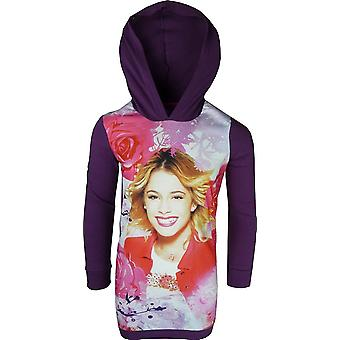Girls Disney Violetta Hooded Tunic – Dress