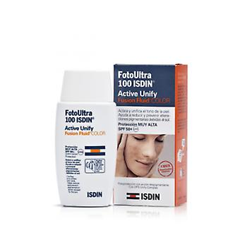 Isdin FotoUltra 100 Active Unify Color Fusion Fluid LSF 100+