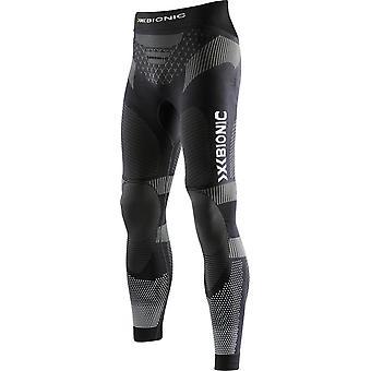 X-Bionic Herren Laufhose Twyce Running Pants Schwarz - O100596-B014