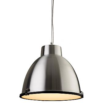 Firstlight Industrial Minimalist Aluminium Ceiling Hanging Pendant Light