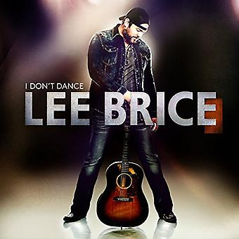 Lee Brice - I Don't Dance [CD] USA import